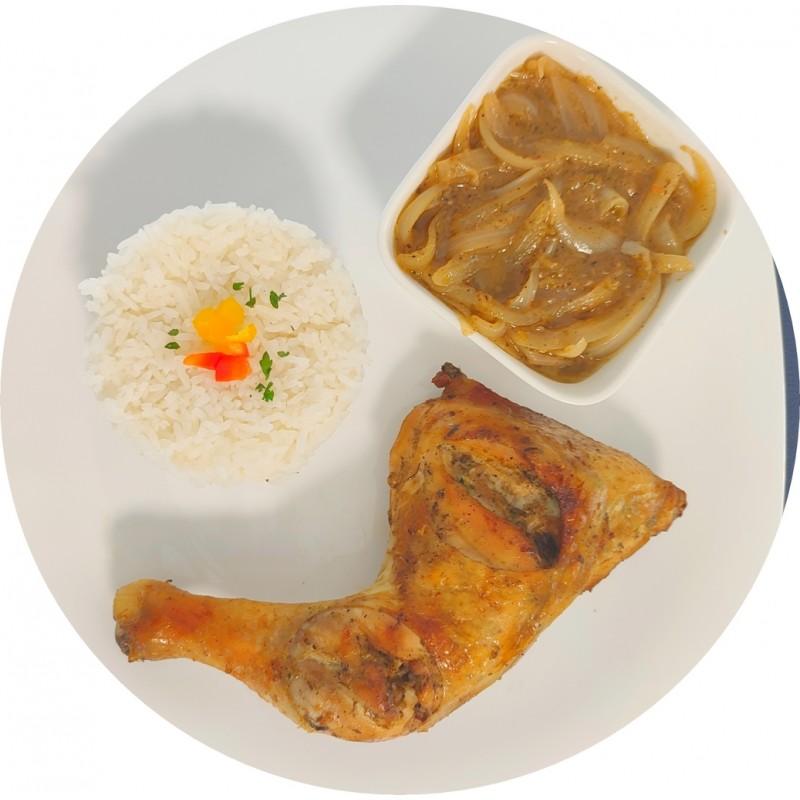 Yassa Poulet : Restaurant Africain Meaux