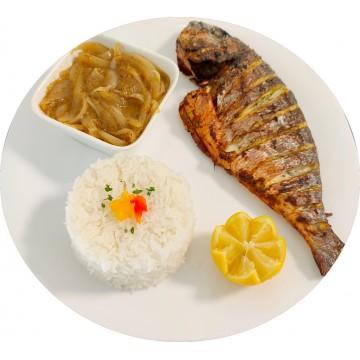 Yassa Poisson : Restaurant Africain Meaux
