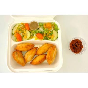 O' Lunch Box 6 Pièces Pastels au Thon