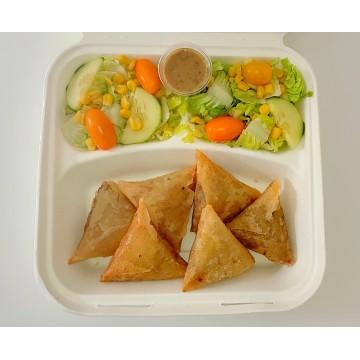 O' Lunch Box 6 Pièces Samoussa viande hachée