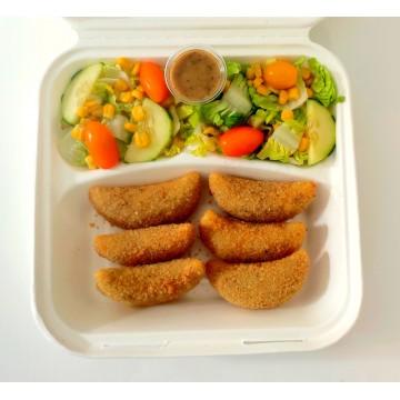 O' Lunch Box 6 Pièces Rissole au Poulet